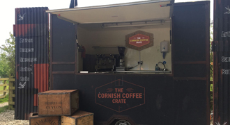 The Cornish Coffee Crate